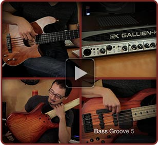 Streaming Groove Bassics
